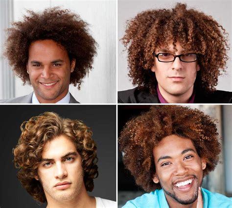 taglio capelli ricci uomo tante foto  idee
