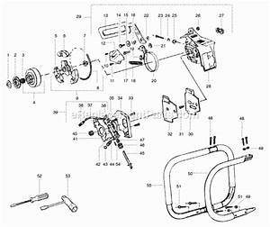 Poulan Pp455 Parts List And Diagram   Ereplacementparts Com