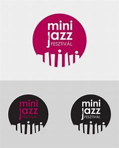 Logo concept - Mini Jazz Festival | my works. | Music ...