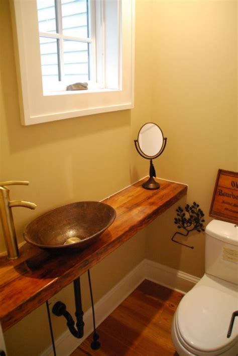 50+ Farmhouse Bathroom Ideas For Small Space HomeCantuk com