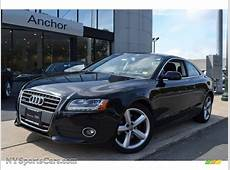 2010 Audi A5 20T quattro Coupe in Brilliant Black