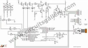 How to build your own usb pic programmer electronics for Pic usb programmer