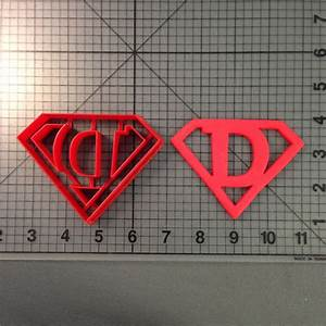 super letter d cookie cutter With letter d cookie cutter