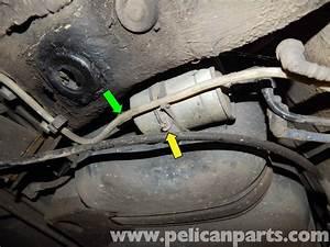 Volkswagen Jetta Mk4 Fuel Filter Replacement