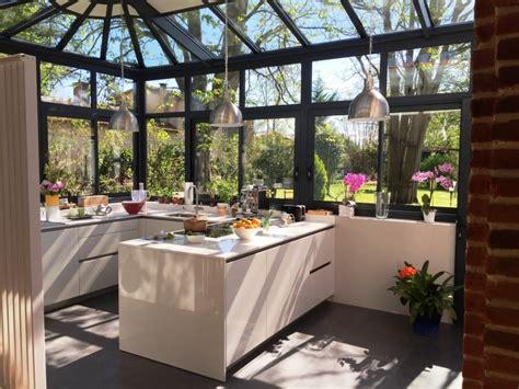 cuisine veranda photos cuisine design sous véranda cuisines concept créations