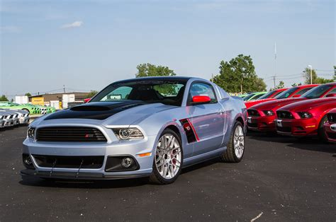 Rausch Ford Mustang by One Roush Stage 3 Mustang Raises 100 000 For Charity