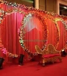 Bangalore Stage Decoration – Design #350 wedding flower ...
