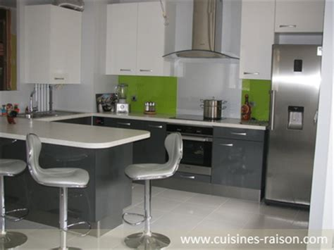cuisine design en u cuisine catalogue cuisine stephane arias cuisines raison