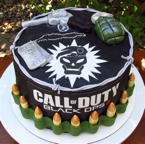 call of duty cake call of duty cake sugarushbakery flickr