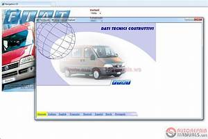 Fiat Service Manuals Full Set Dvd