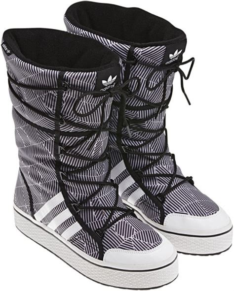 Adidas Winter Boots with Fur for Women