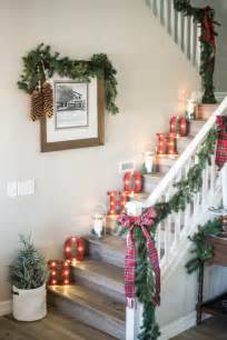 best 25 christmas stairs decorations ideas on pinterest christmas decorations for staircase