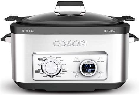 cosori cooker multi slow timer pressure delay quart pot programmable ninja auto kitchen hands start iq cookers compliant which crockpot