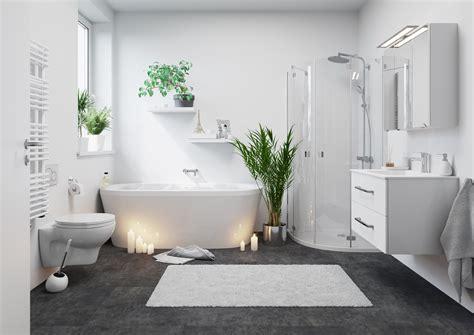 Deko Bilder Für Badezimmer by Badezimmer Dekorieren Wohlf 252 Hl Atmosph 228 Re Im Bad Obi