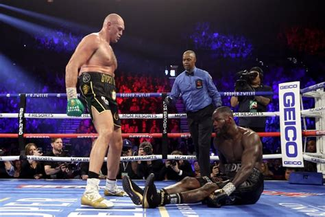 Tyson Fury Can Face Legal Repercussions - Claims Reputed ...