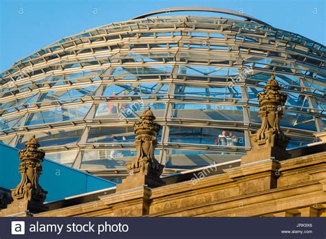 cupola dome the reichstag dome stock photos the reichstag dome stock