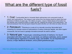 Fossil fuel powerpoint