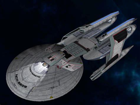 New Yamato Class Model Image