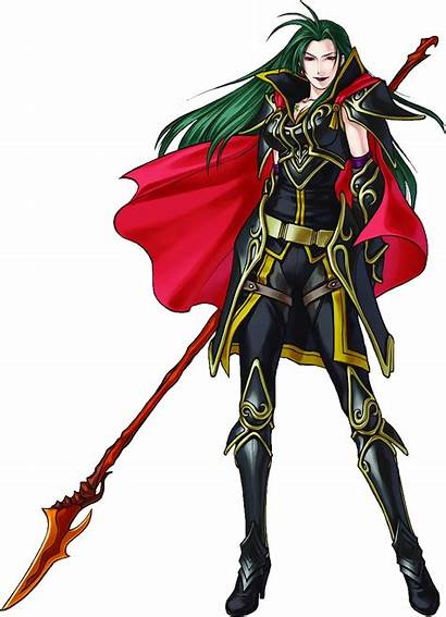 Emblem Fire Petrine Radiance Path Character Characters