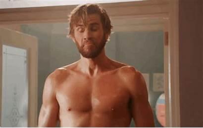 Liam Hemsworth Plaid Gifs Pants Towel Today