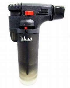 Eagle Jet Torch Gun Lighter Adjustable Flame Windpro