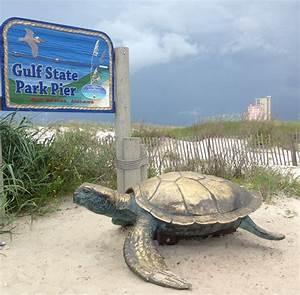 Gulf Shores State Park Pier, Gulf Shores, Alabama - Free ...