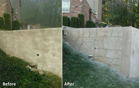 residential concrete concrete repair specialists