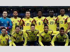 Partido Colombia vs Australia Horarios y dónde ver en
