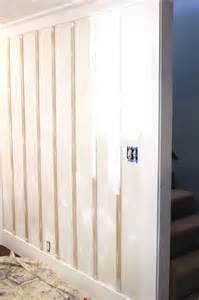 Board and Batten Wall Treatment
