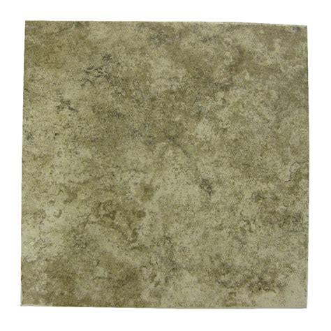 shop style selections fall creek suede glazed porcelain
