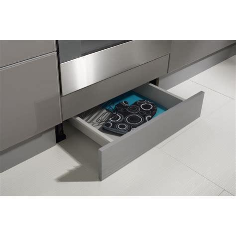 volet roulant pour meuble de cuisine tiroir sous four pour meuble l 60 cm delinia leroy merlin