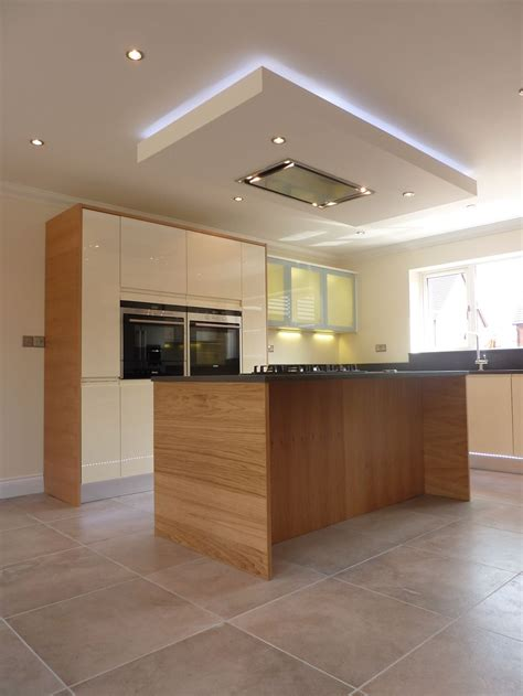 kitchen dropped ceiling  extractor google search