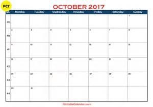 March 2017 Calendar Printable Template