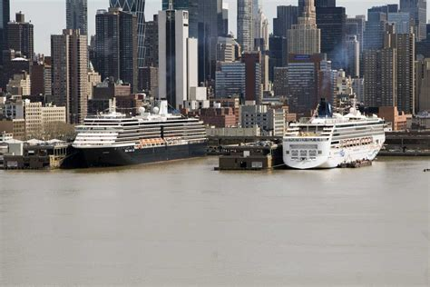 New york city cruise ship terminal