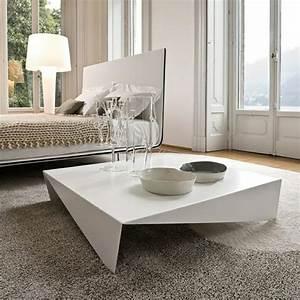 Table De Salon Moderne : la table basse design comme un vrai bijou s jour design feria ~ Preciouscoupons.com Idées de Décoration