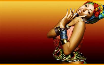 Wallpapers Computer African Colorful Drawn Desktop Background