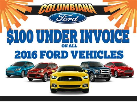 Columbiana Ford   Car Dealers   14851 South Ave