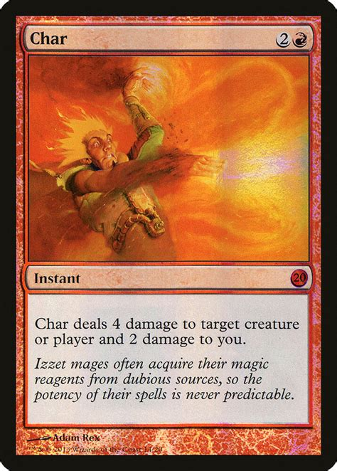 Chandra, awakened inferno m20 foil mtg proxy magic the gathering tournament proxies gp fnm available sale! Char FOIL From the Vault: Twenty PLD-SP Red Mythic Rare MAGIC MTG CARD ABUGames   eBay