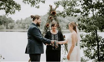 Handfasting Witches Weddings Ceremony Pagans Pagan Why