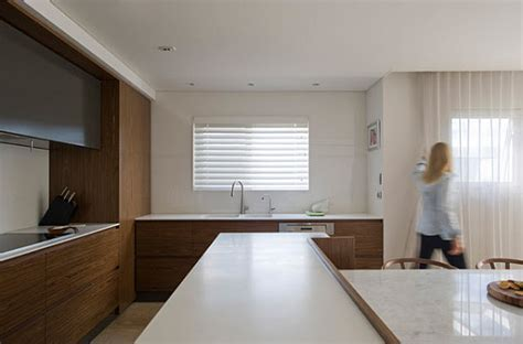 Small Space Solutions: Hidden Kitchen from Minosa Design