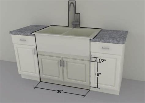 white kitchen cabinet images the 25 best apron front sink ideas on 1341