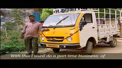 Review Tata Ace by Tata Ace Customer Testimonial Tata Ace Mini Truck Review