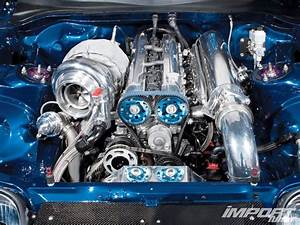 Toyota 2jz Engine  One Of My Favorite Import Engines