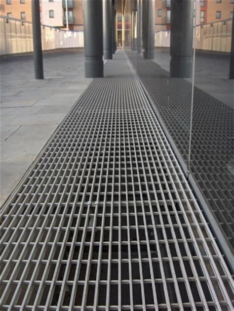 Metal Floor Grating And Grilles  Neaco  Esi Building Design