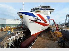 P&O puts finishing touches on Britannia cruise ship