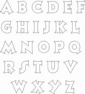 Alphabet Template - beepmunk