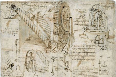 Leonardo inventore | Il Portale Dei Bambini