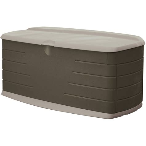suncast 50 gallon deck box w seat walmart
