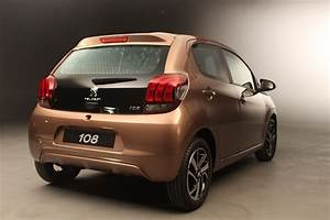 Peugeot 108 Prix Ttc : vid o la peugeot 108 en avant premi re sur caradisiac ~ Medecine-chirurgie-esthetiques.com Avis de Voitures