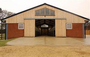 equestrian stable blocks and arenas east anglia ac bacon With agricultural sliding doors
